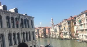Handel mit Wandel oder Kaufmann von Venedig (Foto: Bomsdorf)
