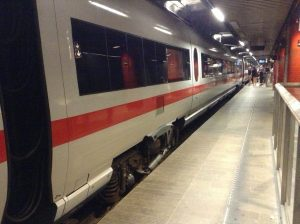 Bahn-Aktien wären nachhaltig, sind aber noch nicht käuflich (Foto: Bomsdorf).