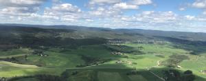 Norwegische Natur bei Holter. (Foto: Bomsdorf)