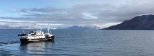 Kurs Nachhaltigkeit? Svalbard (Foto: Bomsdorf)